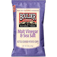 Boulder Chips Malt Vinegar & Sea Salt