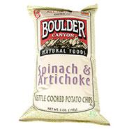 Boulder Chips Spinach & Artichoke
