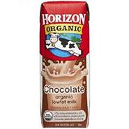 Horizon Chocolate Milk