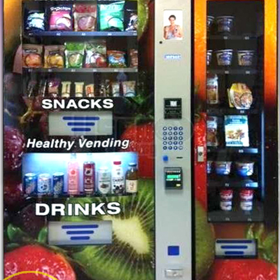 Elk Grove, CA vending: Two In One Machines!