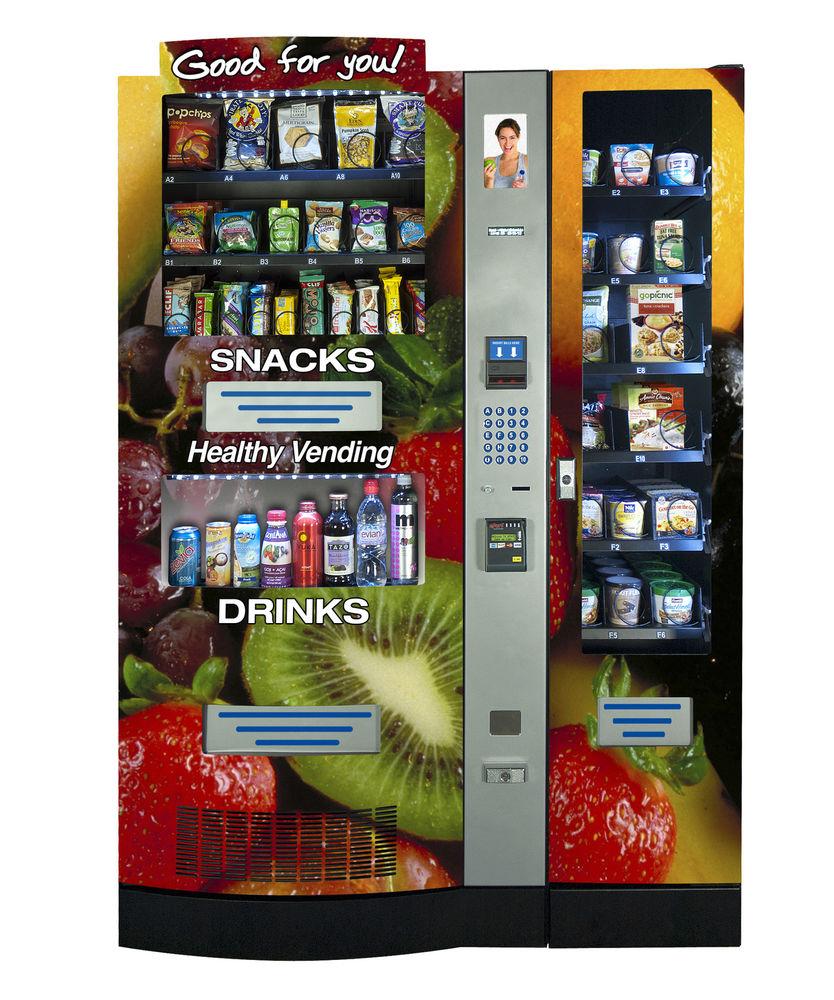 Elk Grove, CA vending: Two In One Machines!