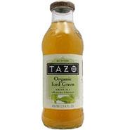 Tazo Ice Tea All Natural Organic Iced Green